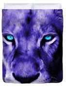 Wildlife Lion 12 Duvet Cover