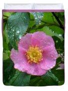 Wild's Pink Rose Duvet Cover