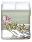 will you still love me when I am 64 Duvet Cover