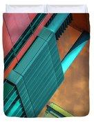 William Jones College And Hilton Chicago Dsc6977 Duvet Cover