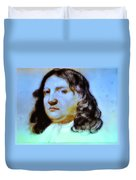William Penn Portrait Duvet Cover