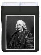 William Pitcairn (1711-1791) Duvet Cover