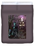 William Seward And Empire State Building 1 Duvet Cover