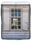 Williamsburg Window 86 Duvet Cover