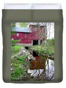 Williston Mill Reflections Duvet Cover