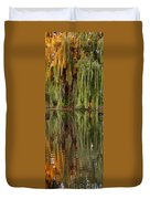 Willow Reflection Duvet Cover