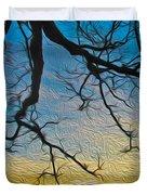 Willowbrush Duvet Cover