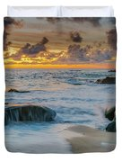 Wind And Sea Duvet Cover