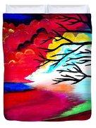 Wind Duvet Cover