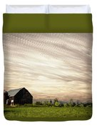Wind Farm Duvet Cover by Matt Molloy