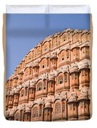 Wind Palace - Jaipur Duvet Cover