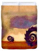 Wind World Duvet Cover