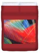 Windblown Dress Duvet Cover