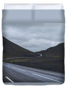 Winding Roads Duvet Cover