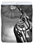 Winding Stairs Duvet Cover