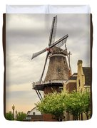 Windmill In The Clouds 2 Duvet Cover