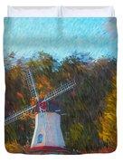 Windmill Series 1102 Duvet Cover