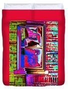 Window 1 Duvet Cover