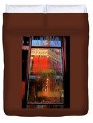 Window Art Duvet Cover