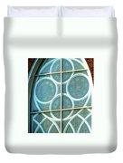 Window Artistic Duvet Cover