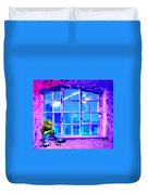 Window Of Dreams Duvet Cover
