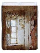 Window Scene I Duvet Cover