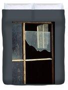 Window. Duvet Cover