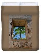 Window Tree Duvet Cover