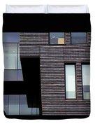 Windows Boxed Duvet Cover