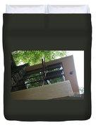 Windows Fallingwater  Duvet Cover