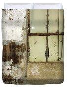 Windowsquares Duvet Cover