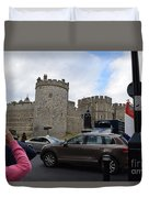Windsor Castle #1 Duvet Cover