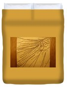 Windswept - Tile Duvet Cover