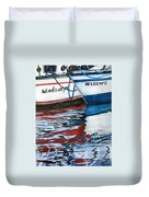 Windswept Reflections Sold Duvet Cover