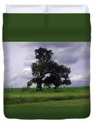 Windswept Tree Duvet Cover