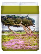 Windy Tree Duvet Cover