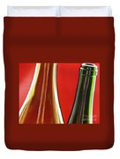 Wine Bottles 7 Duvet Cover