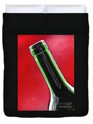 Wine Bottles 8 Duvet Cover