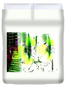 Wine Country Ambiance Duvet Cover