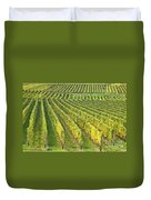 Wine Growing Duvet Cover