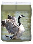 Wing Flapping Duvet Cover