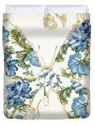 Winged Tapestry Iv Duvet Cover