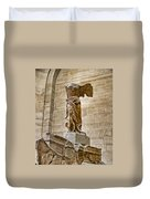 Winged Victory Duvet Cover by Jon Berghoff