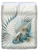 Wings Of An Angel Duvet Cover