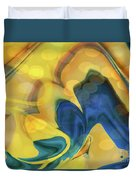 Wings Of The Dove Duvet Cover