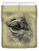 Wink Duvet Cover