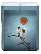 Winter Branch Duvet Cover
