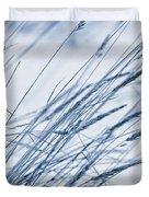 Winter Breeze Duvet Cover by Priska Wettstein
