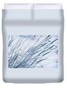 Winter Breeze Duvet Cover