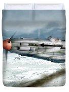 Winter Duvet Cover